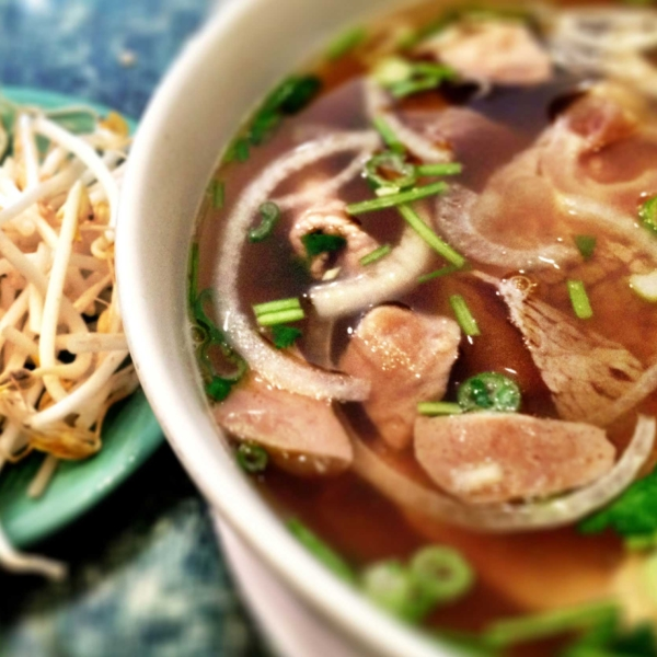PHO' BEEF NOODLES