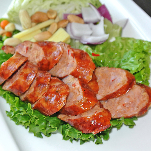 Thai Issan Sausage (New)